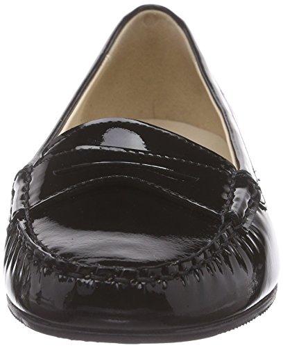 Sioux Selbia-101, Mocassins (loafers) femme Noir (Noir)