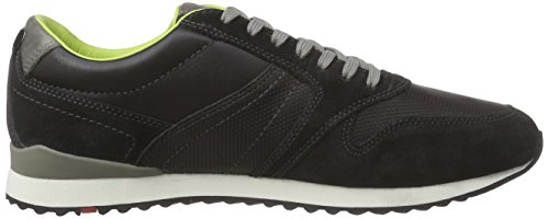 Lloyd Egilio, Low-Top Sneaker homme noir (BLACK 0)