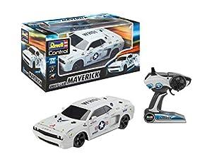 Revell Control-RC Drift Car Maverick Coche con Control Remoto, 8+ Años, Multicolor (24473)