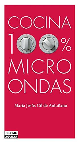 Cocina 100% microondas por María Jesús Gil de Antuñano