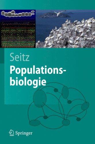 Populationsbiologie (Springer-Lehrbuch)