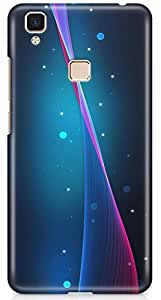 Mjr Printed back cover with Freebie worth rs.125 for Vivo V3 Max