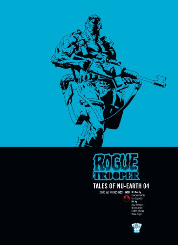 Rogue Trooper: Tales of Nu Earth 4 (2000 Ad)