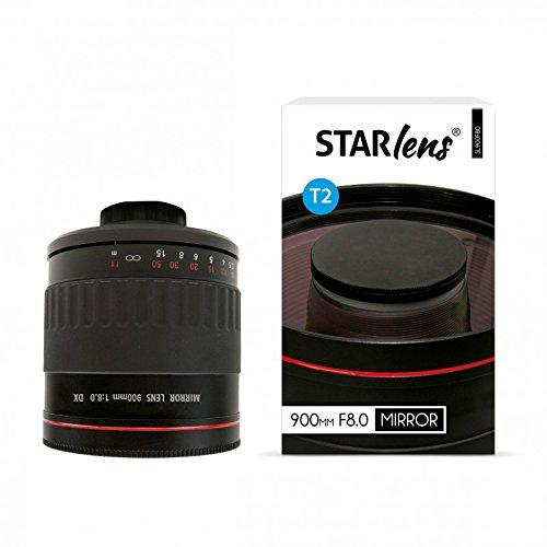STARBLITZ StarLens Objectif catadioptrique 900mm F8 avec bague NIKON