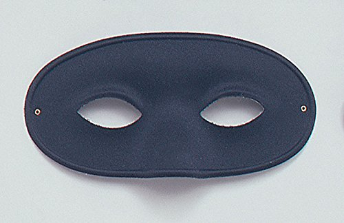 Gent'S Large Eye Mask, Black