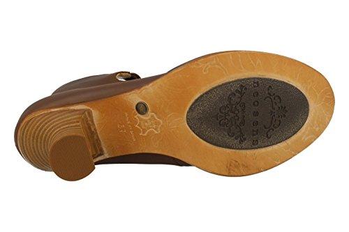 Neosens Damen S608 Suave Cuero/Rococo Kurzschaft Stiefel Braun