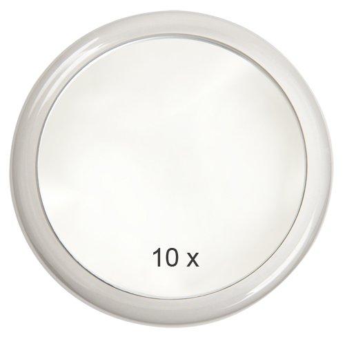 Remos - Specchio con ingrandimento 10 x