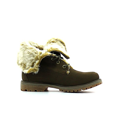 Timberland Authentics Faux F/D Canteen Marrone