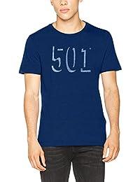 Levi's Men's 501 Graphic Tee T-Shirt