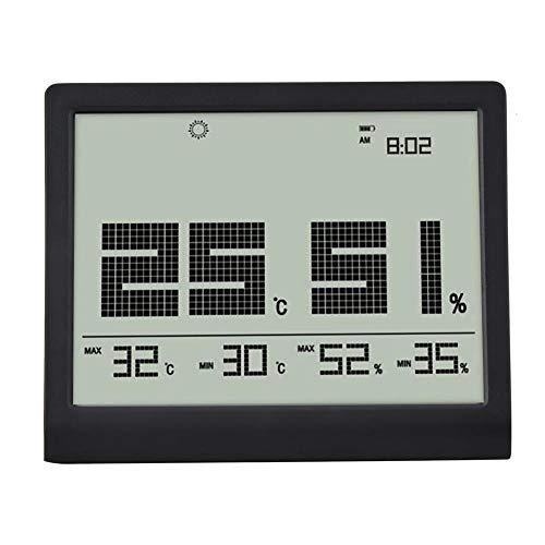 Monitor Ultra Fino Humedad Temperatura Digital Pantalla