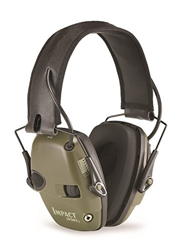 Honeywell 1013530 Howard Leight Casque Antibruit Pliable Impact Sport, SNR 25