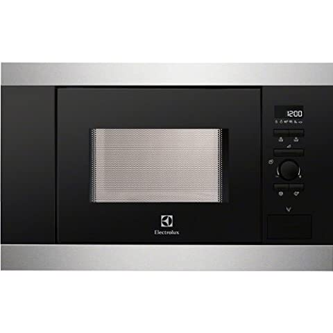 Electrolux EMS17006OX Micro Ondes Encastrable 17 L 800 W Inox Anti-Trace