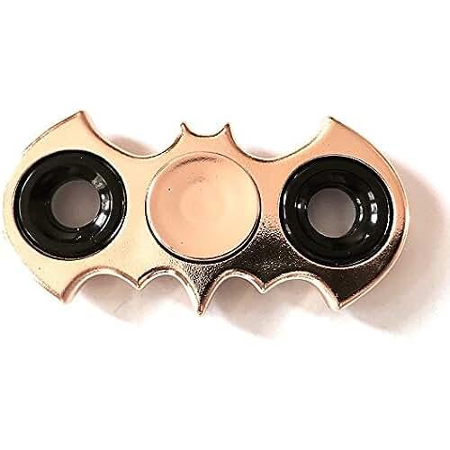fidget spinner el nuevo juguete de moda Hand Spinner Batman doré - Livraison 24h - Couleur métallisé - Normes Européennes