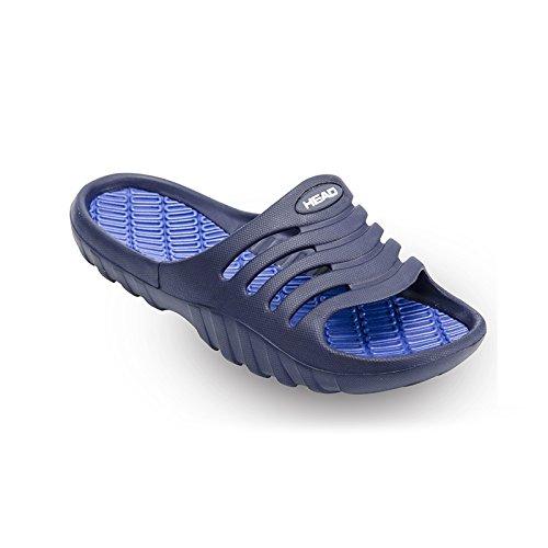HEAD Herren Slipper Gill Man Flip-Flops, Azul (NVRY), 45 EU
