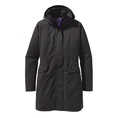 Patagonia giacca Parka Duete - Forge Grey