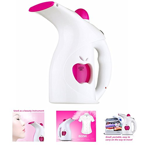 pulitore-a-vapore-portatile-mini-travel-garment-steamer-xagoo-serbatoio-di-acqua-150ml-riscaldamento