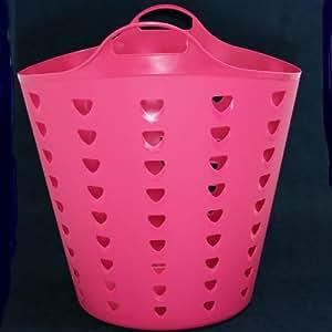 w schekorb jumbobag 60 liter pink k che haushalt. Black Bedroom Furniture Sets. Home Design Ideas