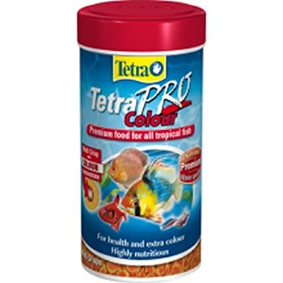 Tetra TertaPro Colour Premium Fish Food