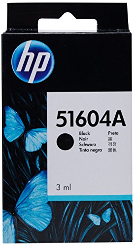 HP 51604A Cartouche d'impression 1 x noir