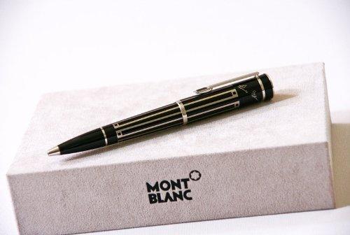 Montblanc Kugelschreiber Thomas Mann Ltd. Edition 2009