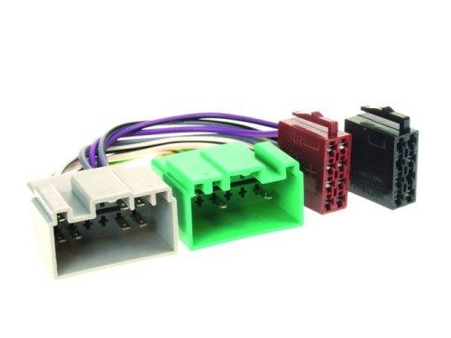 V70 Adapter (Radioadapterkabel für Volvo auf ISO S40 V40 S60 S70 V70 S80)