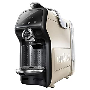Lavazza Magia Coffee Machine - Color: Creamy White