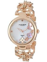 Akribos XXIV Reloj de cuarzo AK645RG  39 mm