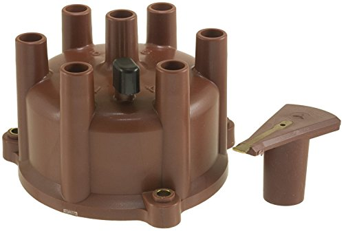 WELLS VEHICLE ELECTRONICS Wells 15574 Distributor Cap and Rotor Kit