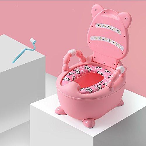 Enfants Toilette- Enfant Toilette Bébé Garçon Grande Capacité Urinoir Éclaboussures Tiroir Vert Urine Toilette
