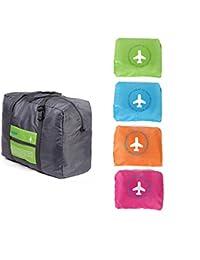 Generic Waterproof Travel Bag Large Capacity Storage Bag Folding Handbag Portable Bag One Piece