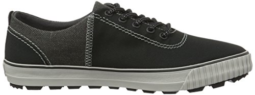 Columbia Vulc N Trail Lace, Chaussures Multisport Outdoor Homme Noir (Black, Mountain Red 010)