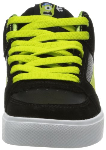 Etnies  DISNEY MONSTERS KIDS RVM, Peu fille Black/Green/White