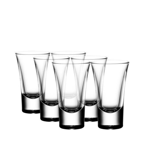 12 PCS Tequila Glasset Clear Crystal Clear Glass Kitchen Storage, Shot Glass Liquor Tray, Whisky Brandy Vodka Rum und Tequila Shot Set Clear Crystal Brandy