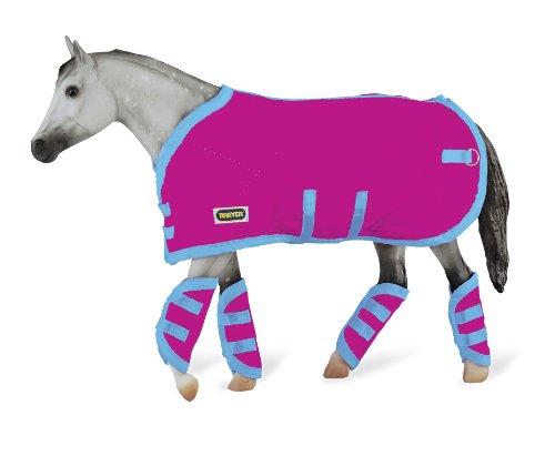 Breyer 3948Hot Pink Decke und Versand Stiefel