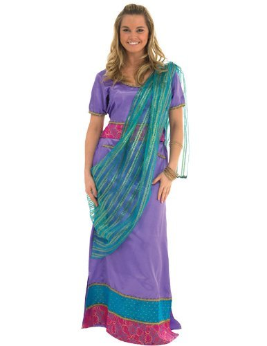 Rubies 889515S - Disfraz de mujer (talla 8-10)