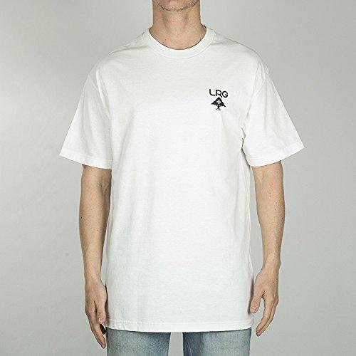 LRG Camiseta Logo Plus White