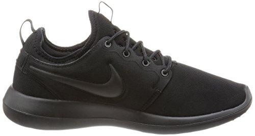 Nike Herren Roshe Two Sneakers Schwarz
