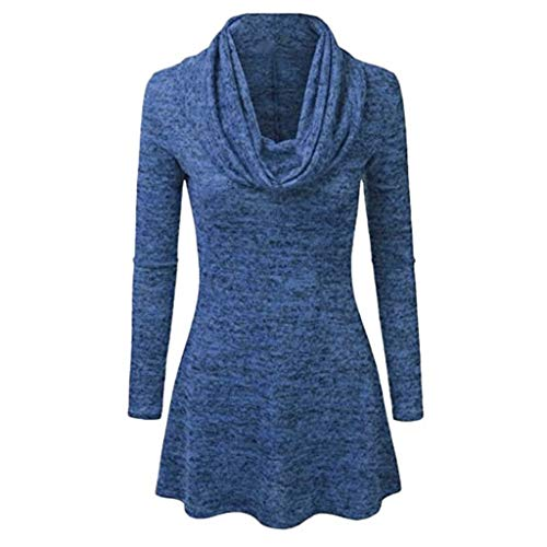 Kashmir Kostüm Kinder - TOPSELD Womens Waffle Knit Tunic Blouse Tie Knot Henley Tops Loose Fitting Bat Wing Plain Shirts