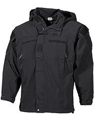 MFH US Level 5 Soft Shell Jacket by Max Fuchs