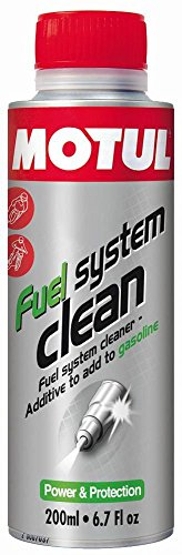 Fuel System Cleaner 200 ml Motul Injection Cleaner Additive