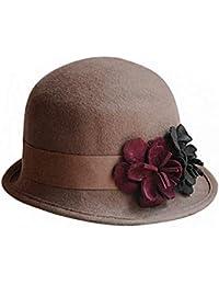 Amazon.es  sombrero fedora - Sombreros y gorras   Accesorios  Ropa f24fac645d9