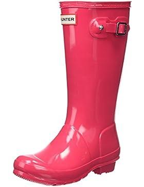 Hunter Gloss Wellington Boots, Botas de Agua Para Niñas