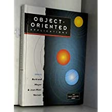 Object Oriented Applications (Prentice-Hall Object-Oriented)