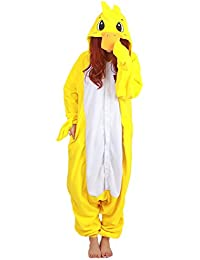 wotogold Mujer 1 animal 1 pato Disfraces Cosplay pijamas 1