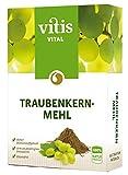 Traubenkernmehl kaufen: 250 Gramm Vitis Traubenkernmehl kaufen!