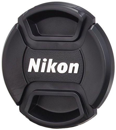 OMAX 52mm Cap for Nikon Af-S 18-55mm Vr-Ii Lens(Black)