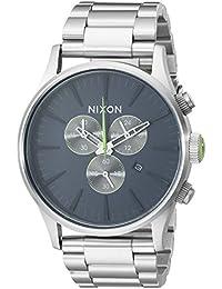 Amazon.es: Nixon 200 500 EUR Relojes de pulsera