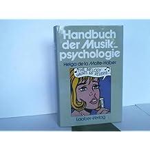 Handbuch der Musikpsychologie