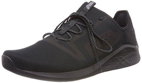 ASICS Men's Black/Carbon Running Shoes-10 UK/India (45 EU) (11 US)(T833N.9090)