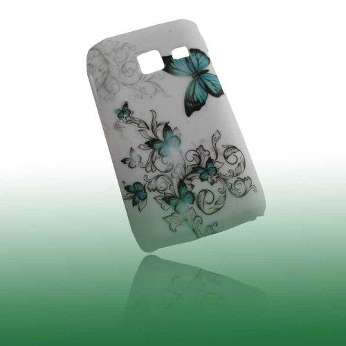 Handy Tasche Hard Case Cover für Samsung Galaxy Y Duos GT-S6102 / Handytasche Schutzhülle Design 15